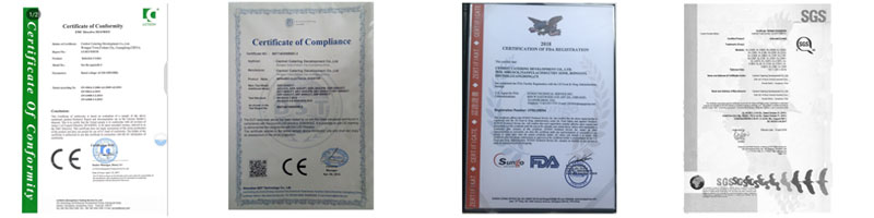CENHOT-hot-pot-products-certifications