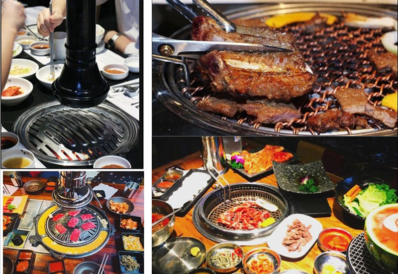 CENHOT-Hot-Sales-Smokeless-Korean-Charcoal-Grill-For-Restaurant-on-the-table