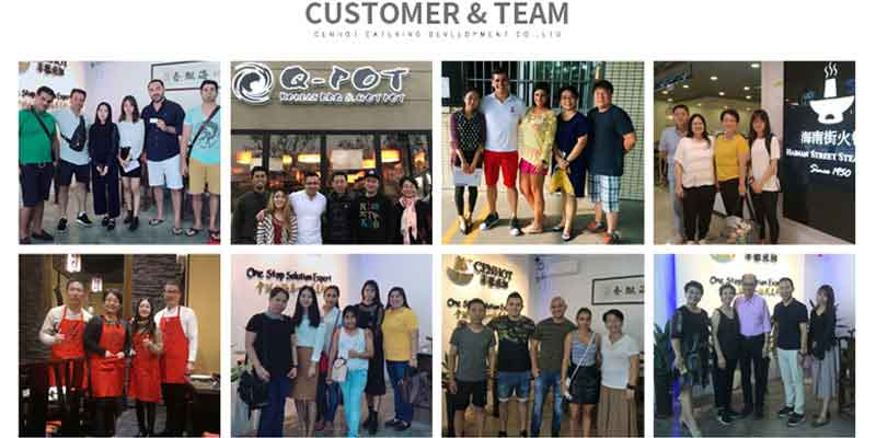 CENHOT CUSTOMERS ALL OVER THE WORLD