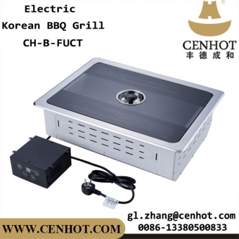 CENHOT Stainless Steel Korean BBQ Grill On Sale