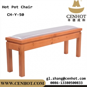 CENHOT Restaurant Smokeless Hot Pot Tables And Chairs Sets Manufacturers