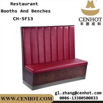 CENHOT Wholesale Modern Restaurant Booth Seating From China CH-SF13