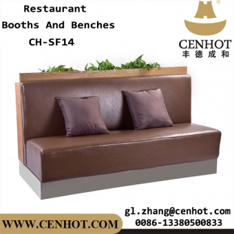 CENHOT Discount Restaurant Style Booths Seating For Sale