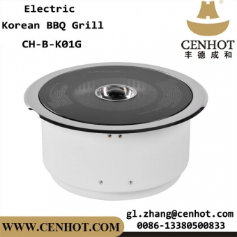 CENHOT Chinese Smokeless Korean Barbecue Restaurant Grill For Sale