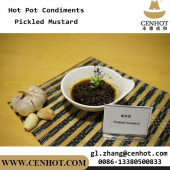 CENHOT Chinese Pickled Mustard For Hot Pot For Sale