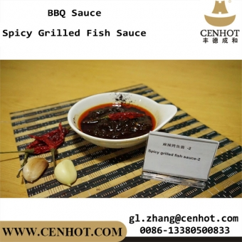CENHOT BBQ Spicy Grilled Fish Sauce For Sale China