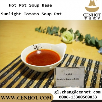 CENHOT Sunlight Tomato Soup Pot